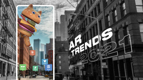 Augmented Reality Trends in 2021